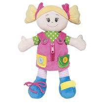 Aprendendo a Vestir Girl - Buba toys