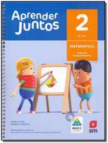 Aprender Juntos Matematica 2 Ano - BNCC - 06Ed/17 - Sm