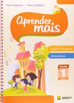 Aprender Mais: Língua Portuguesa E Matemática - Volume 1 - Ftd