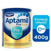Aptamil Pré Transition Fórmula Infantil Lata 400g -