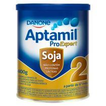 Aptamil Soja 2  Fórmula Infantil à Base de Soja a Partir de 6 Meses -