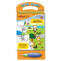 Aqua book animazoo - vale das letras -