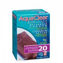 Aqua Clear Carbon Active Carvão Ativo P/ Aquario 45G -