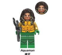 Aquaman - DC Comics - Minifigura De Montar - Aliança Geek