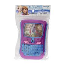 Aquaplay Celular Frozen Disney 11,5 Cm Super Divertido - 133581 - Etilux