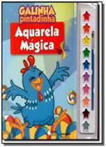 Aquarela magica: galinha - Melhoramentos