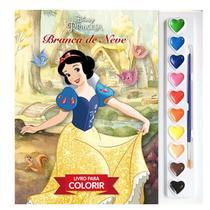 Aquarela Princesas Branca De Neve Disney- DCL -
