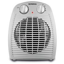 Aquecedor residencial 1.500 watts com termo ventilador - A-08 (110V) - Mondial