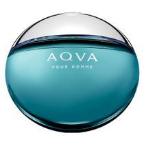 Aqva Pour Homme BVLGARI - Perfume Masculino - Eau de Toilette -