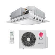 Ar Cond. Cassete Inverter 24000 BTUs LG Q/F 220v Monofásico -