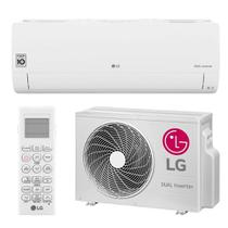 Ar Condi. Split LG Dual Inverter Voice 18000 BTUs Frio 220V -