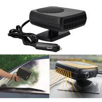 Ar condicionado automotivo ventilador e aquecedor 12v 2 em 1 quente frio para carro desembacador - Faça  resolva