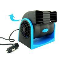 Ar condicionado automotivo ventilador refrigerador para carro caminhao e onibus ajustavel com 2 velo - Makeda