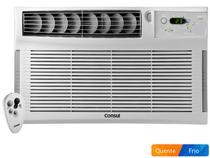 Ar-condicionado de Janela Consul 12000 BTUs - Quente/Frio CCZ12DBBNA com Controle Remoto