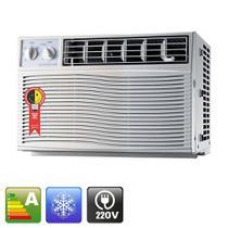Ar condicionado de janela gree 18.000 Btu/h mecânico - 220v -
