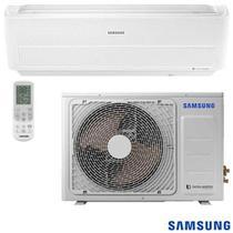 Ar Condicionado Digital Inverter Wind Free Samsung com 9.000 BTUs, Quente e Frio Branco - AR09NSPXBWKXAZ -