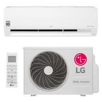 Ar Condicionado Hi Wall Dual Inverter LG Voice 18.000 Btus Quente e Frio 220v -