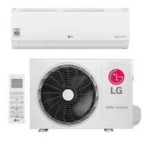 Ar Condicionado Hi Wall LG Dual Inverter Voice 12.000 Btus Frio 220v -