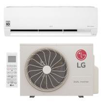Ar Condicionado Hi Wall LG Dual Inverter Voice 24.000 Btus Quente e Frio 220v -