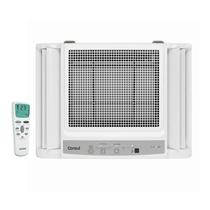 Ar Condicionado Janela 7500 BTU/s Frio 110V Consul Eletrônico CCN07DBANA -