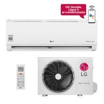 Ar Condicionado LG Dual Inverter Voice 9.000 BTUs Frio 220V -