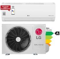 Ar Condicionado LG Inverter Dual Voice 12.000 BTU/h Frio - 220v -