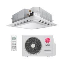 Ar Condicionado LG Split Cassete 4 Vias 36000 BTUs Quente/Frio Inverter 220v Mono ATUW36GMLP0 -