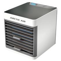 Ar Condicionado Mini Portátil Arctic Air Cooler Umidificador e Climatizador com Luz Led - Smart Bracelet
