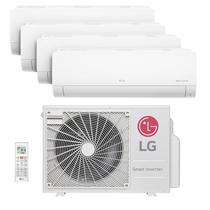 Ar Condicionado Multi Quadri Split Inverter Hw Lg 3X9000+1X12000 Btus Quente/Frio 220V 1F A5UW30GFA2 -