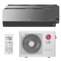 Ar Condicionado Multi Split Bi Split Inverter LG Art Cool 24000 BTUs (1X12000+1X18000) Quente e Frio 220V -
