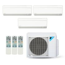 Ar Condicionado Multi Split Inverter Daikin 28.000 BTUs 220V Quente/Frio (3x Evap HW 12.000) -
