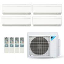 Ar-Condicionado Multi Split Inverter Daikin 28.000 BTUs 220V Quente/Frio (4x Evap HW 12.000) -