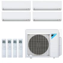 Ar Condicionado Multi Split Inverter Daikin Advance 38000 BTUs 1x 18000  3x 9000 Quente Frio 5MXS38PMVM  220V -