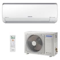 Ar Condicionado Samsung Split Hw Digital Inverter 24000 BTUs Frio 8 Polos 220v AR24MVSPBGMXAZ -
