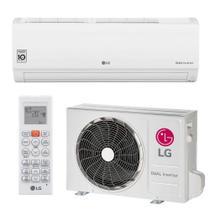 Ar Condicionado Split 9000 BTUs Frio LG Dual Inverter Voice 220V -