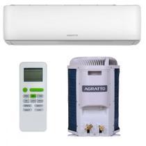 Ar Condicionado Split Agratto Hi Wall Eco Top 12000 BTUs Frio ECST12FR402  220V -