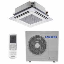 Ar Condicionado Split Cassete 4 Vias Digital Inverter 24000 BTUs Q/F Samsung 220V AC024 -