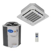 Ar Condicionado Split Cassete Inverter Carrier 33.000 BTUs Só Frio 220V Monofásico -