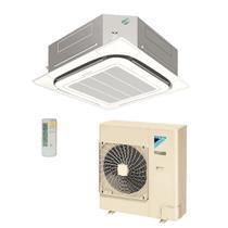 Ar-Condicionado Split Cassete Inverter Daikin SkyAir 35.000 BTUs Quente/Frio 220V Monofásico -