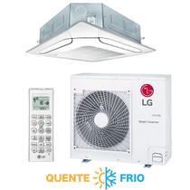 Ar Condicionado Split Cassete Inverter LG 18.000 BTUs Quente/Frio 220v -