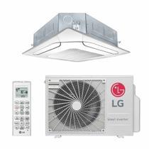 Ar Condicionado Split Cassete Inverter LG 18000 BTUs Q/F 220V ATUW18GPLP0.AWGZBRZ -