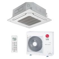 Ar Condicionado Split Cassete Inverter Lg 24000 Btus Quente/Frio 220V Monofasico ATNW24GPLP0.ANWZBRZZ -