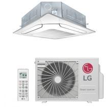 Ar Condicionado Split Cassete Inverter LG 24000 Btus Quente Frio  ATNW24GPLP0  220V -