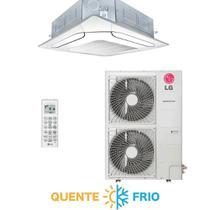 Ar Condicionado Split Cassete Inverter LG 47.000 BTUs Quente/Frio 220v -