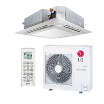 Ar Condicionado Split Cassete LG Inverter  24.000 BTUs Quente e Frio Monofásico  220V -