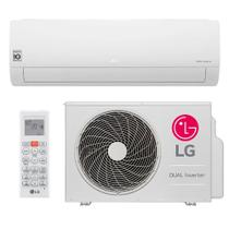 Ar Condicionado Split Dual Inverter LG 12.000 Btus Frio 127v -