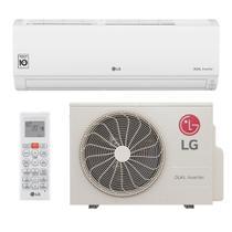 Ar Condicionado Split Dual Inverter LG 9.000 Btus Frio 220v -