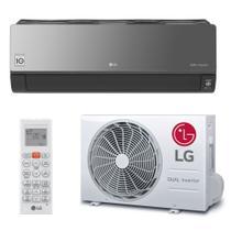 Ar Condicionado Split Dual Inverter LG Art Cool 18000 BTUs Q/F 220V S4-W18KLRPA -