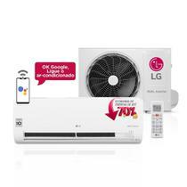 Ar Condicionado Split Dual Inverter Voice LG 12000 Btus 220v -