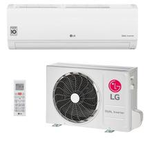 Ar Condicionado Split Dual Inverter Voice LG 9000BTUs Wi-fi Quente/Frio 220V -